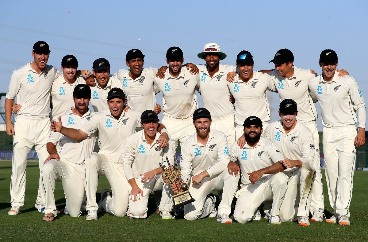 Is This New Zealand's Best Ever Test Cricket Side?