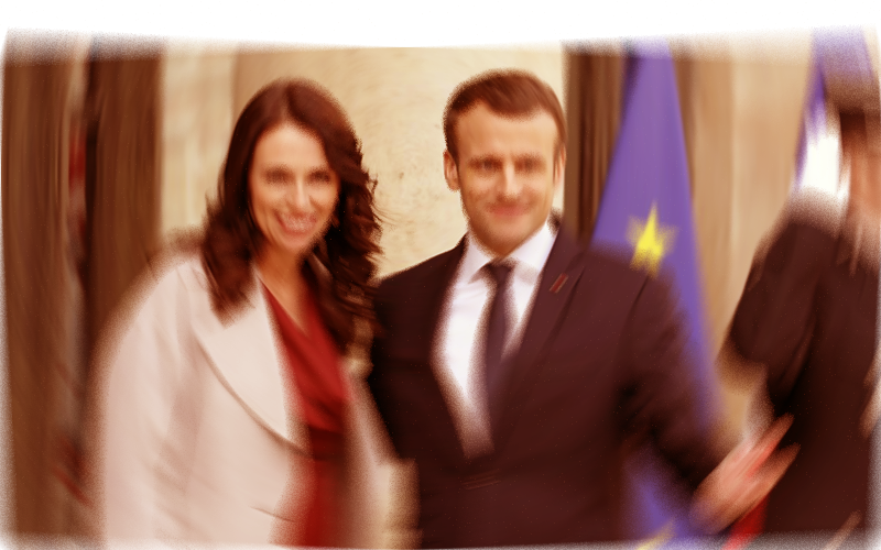 Why Jacinda Ardern Is Collaborating So Closely With Emmanuel Macron