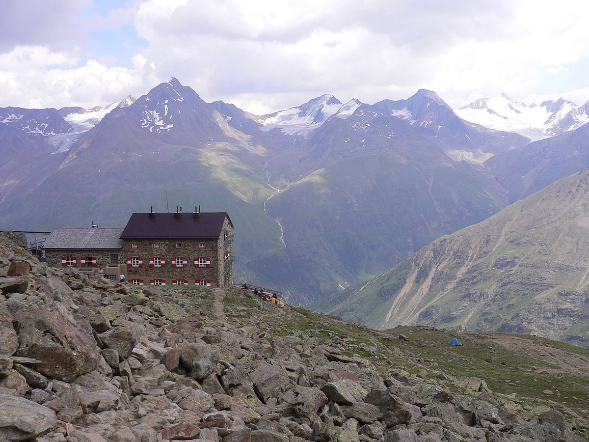 The Asylum At The Top of The Mountain
